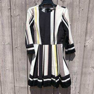 H&M Long Sleeved Dress Size 2